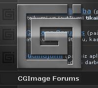 Forum CGImage