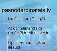 pasnodarbinatie.lv - Ресурс для самозанятых